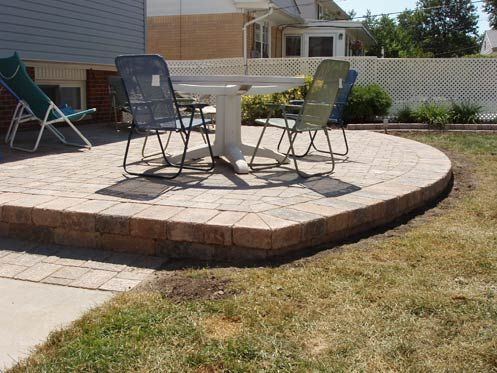 Brick Paver Patio Clawson MI